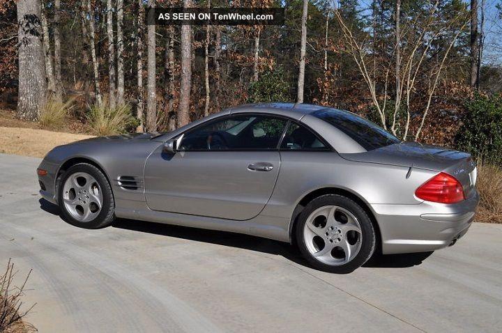 2005 mercedes benz sl class sl 500r for 2005 mercedes benz sl500