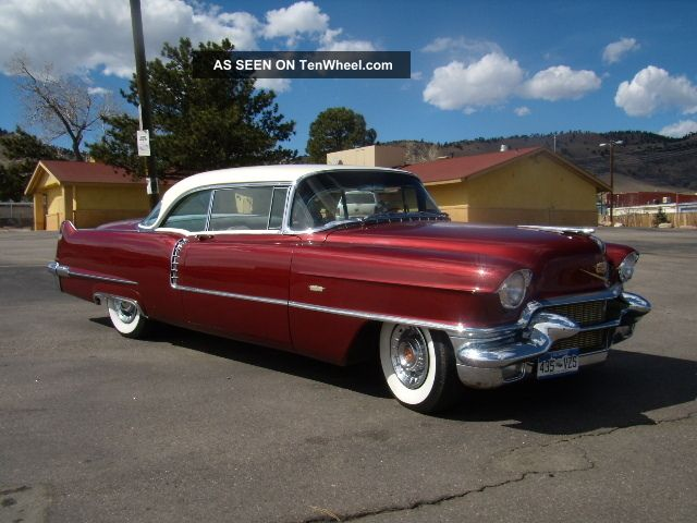 1956 Cadillac Series 62 Coupe Other photo