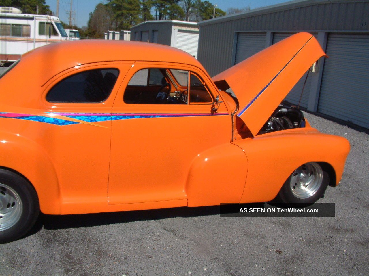 Chevrolet Coupe Modified W V And Much More Lgw