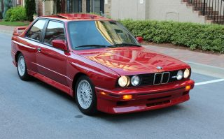 1990 Bmw M3 Base Coupe 2 - Door 2.  3l photo