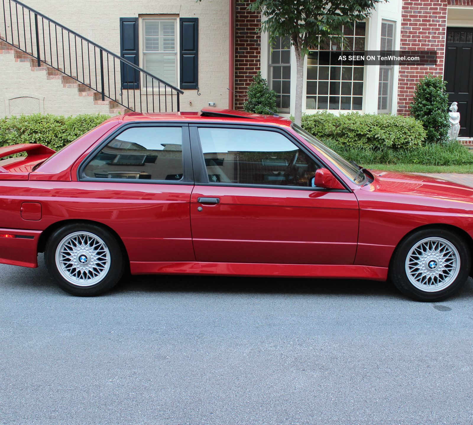 1990 Bmw M3 Base Coupe 2