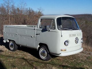 1969 Vw Single Cab Pickup photo