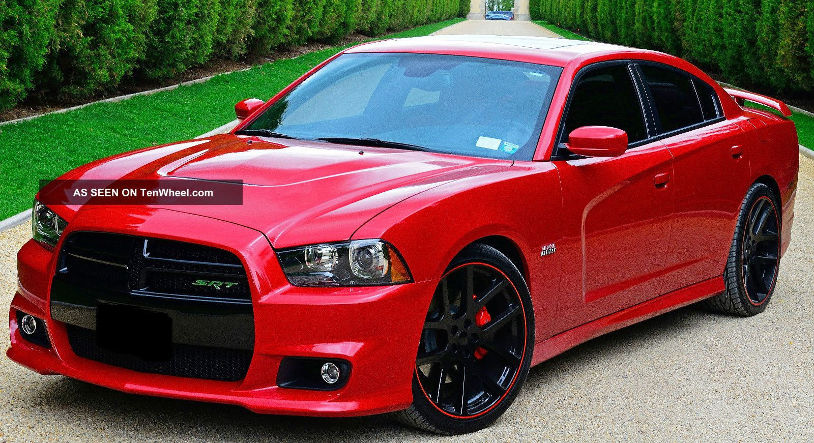 2012 And Rare Looking Dodge Charger Srt8 Limited