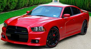 2012 And Rare Looking Dodge Charger Srt8 Limited photo