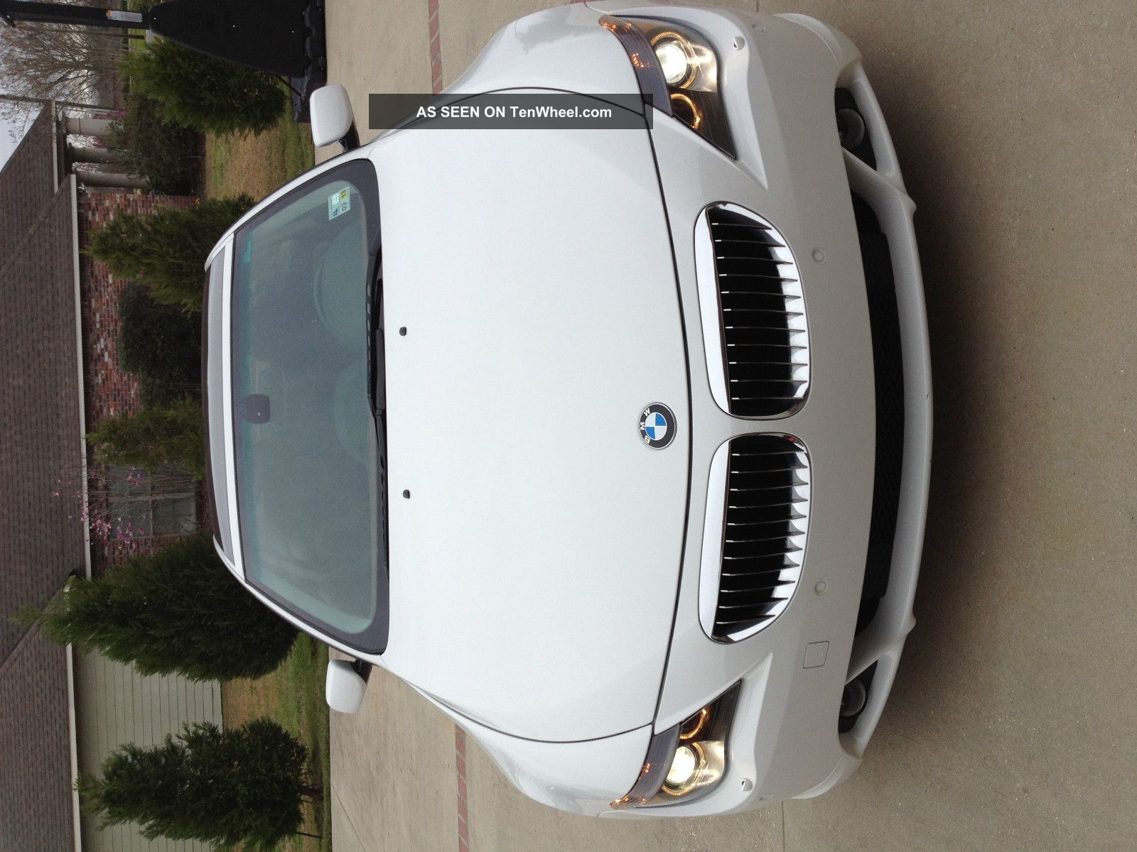2007 Bmw 650i Base Coupe 2 - Door 4.  8l 6-Series photo