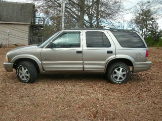 2000 Oldsmobile Bravada Suv Jasper 100k Mile Engine photo