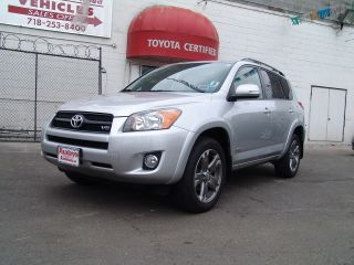 2010 Toyota Rav4 Sport Sport Utility 4 - Door 3.  5l photo