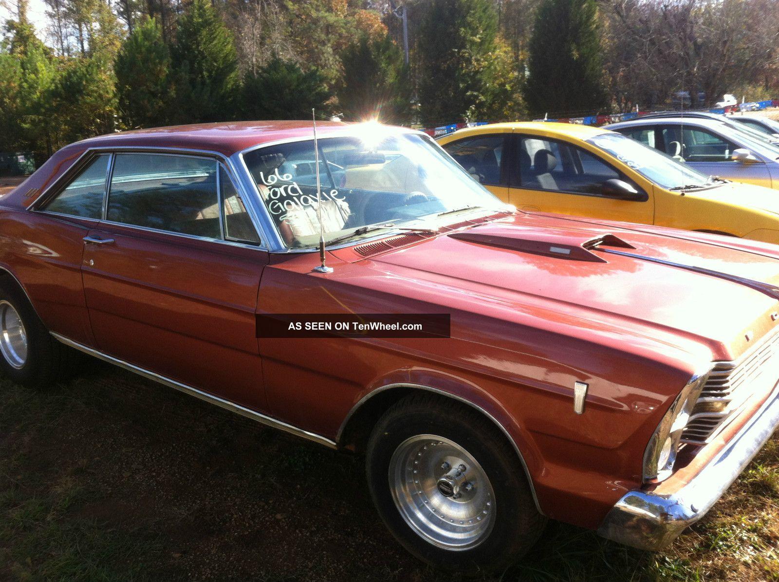1966 Ford Galaxie 500 ...
