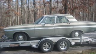1965 Plymouth Belvedere 4 Door photo
