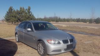 2008 Bmw 328 Xi Awd photo