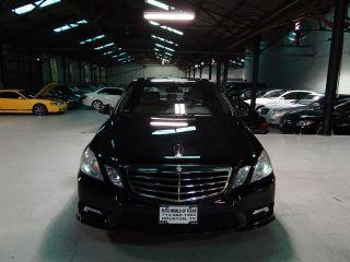 2011 Mercedes - Benz E350 Bluetec Sedan 4 - Door 3.  0l photo