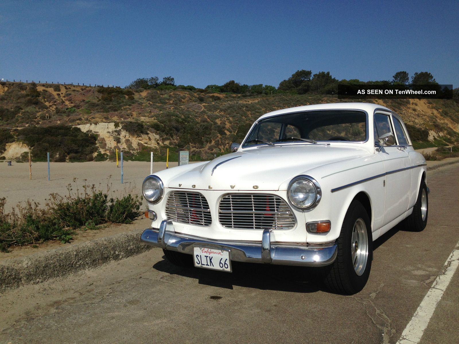 1966 Volvo 122 S Ca Car Other photo