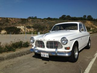 1966 Volvo 122 S Ca Car photo