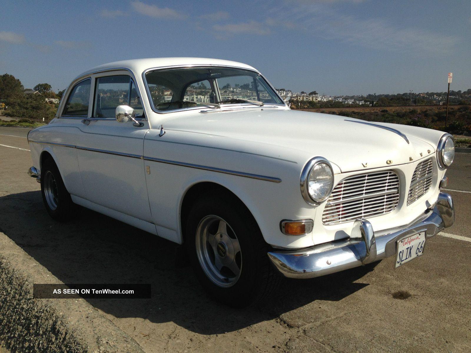 1966 Volvo 122 S Ca Car
