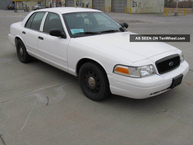 2008 ford crown victoria police interceptor p71 package. Black Bedroom Furniture Sets. Home Design Ideas