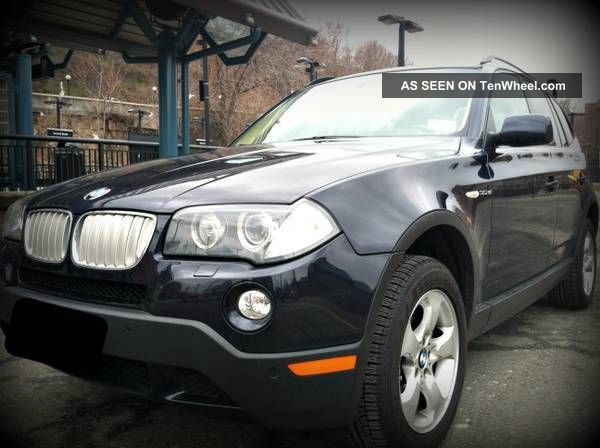 2008 bmw x3 3 0si premium and cold weather package. Black Bedroom Furniture Sets. Home Design Ideas