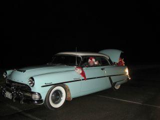 Rare 1954 Hudson Hornet Hollywood,  Power Steering,  A / C,  Twin Carbs photo