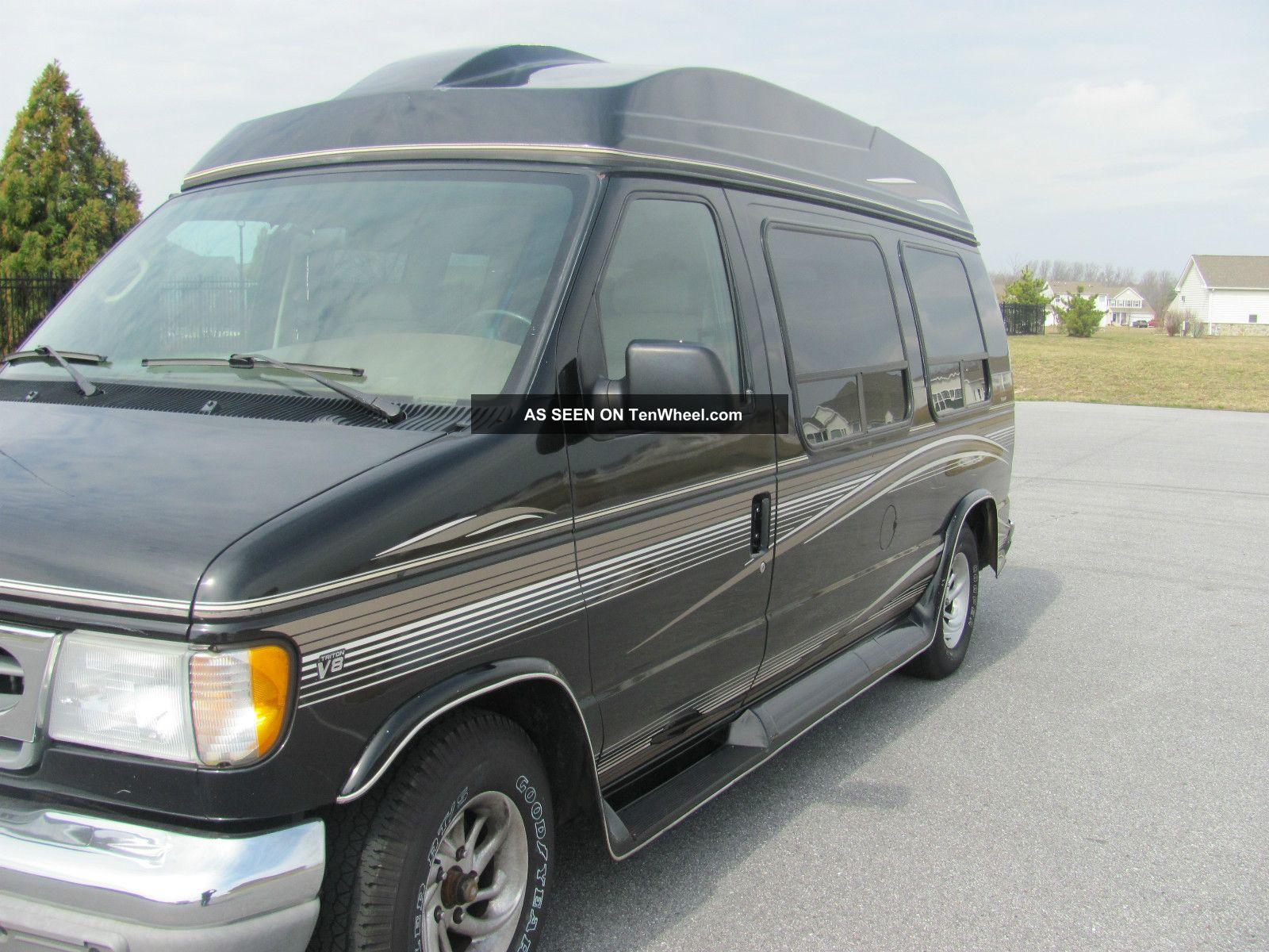 2001 ford e 150 econoline base standard cargo van 2. Black Bedroom Furniture Sets. Home Design Ideas