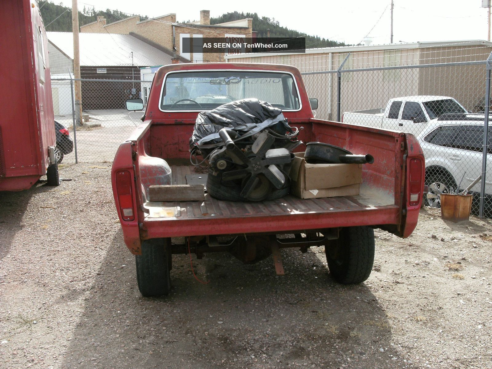 ford  highboy project