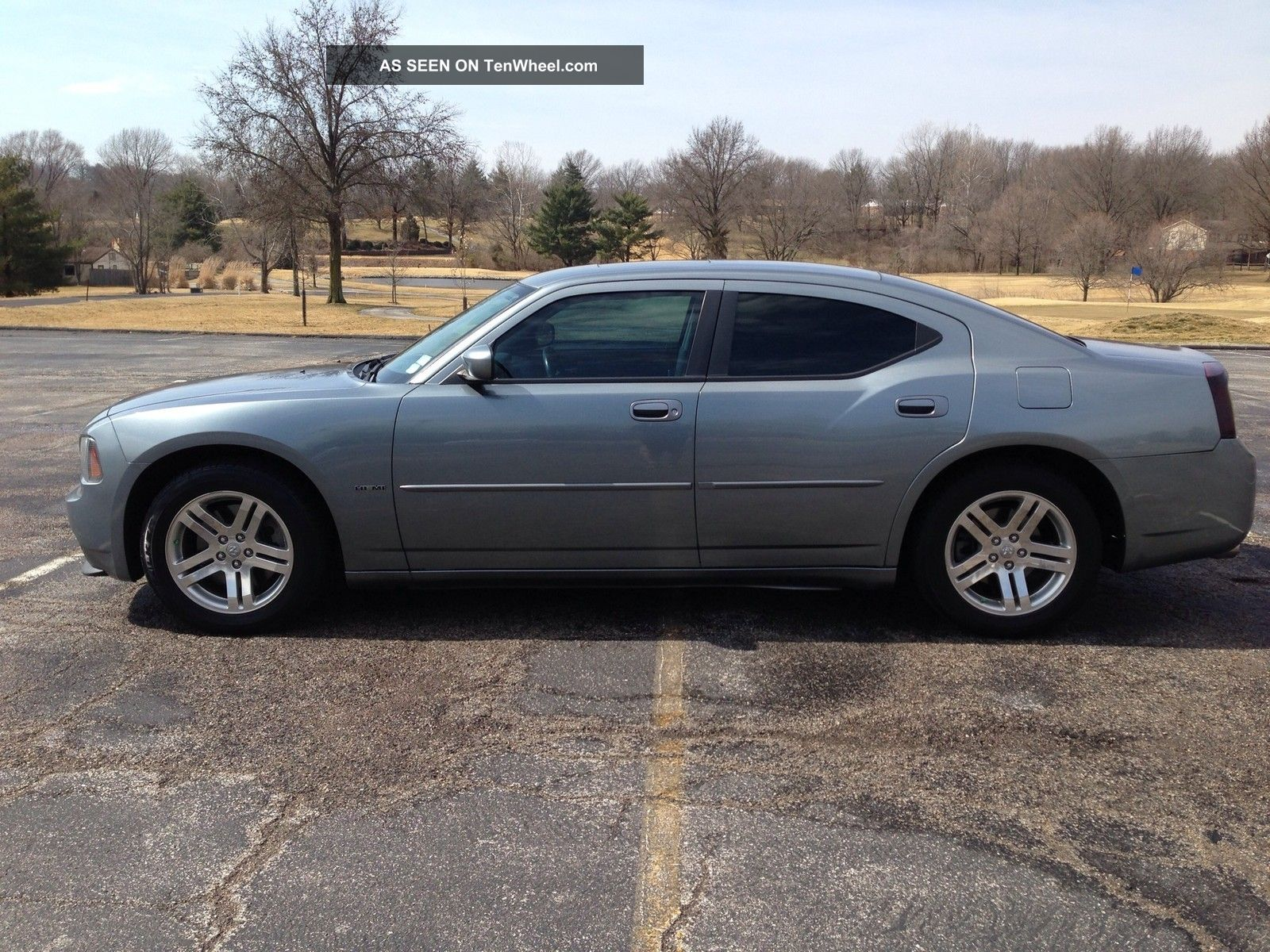 2006 Dodge Charger R / T Sedan 4 - Door 5.  7l Charger photo
