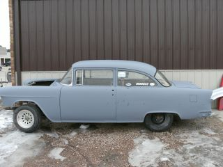 1955 Chevy Prostreet Project photo