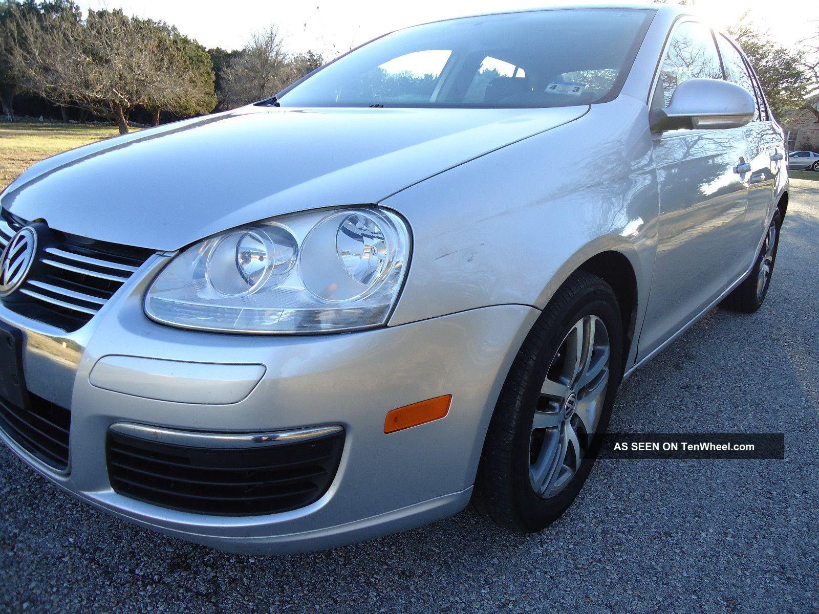 2006 Volkswagen Jetta Tdi 1 9l 45mpg Auto Diesel Timing Belt Vw Water Pump