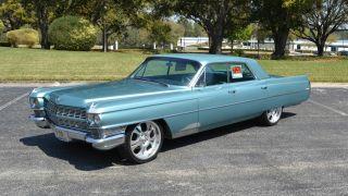 1964 Cadillac Sedan Deville - 4dr.  6 Window Hardtop - Car - photo