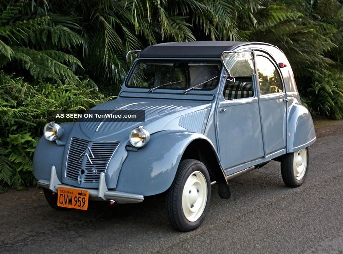 1957 citroen 2cv gorgeous charming wonderfully deux chevaux. Black Bedroom Furniture Sets. Home Design Ideas