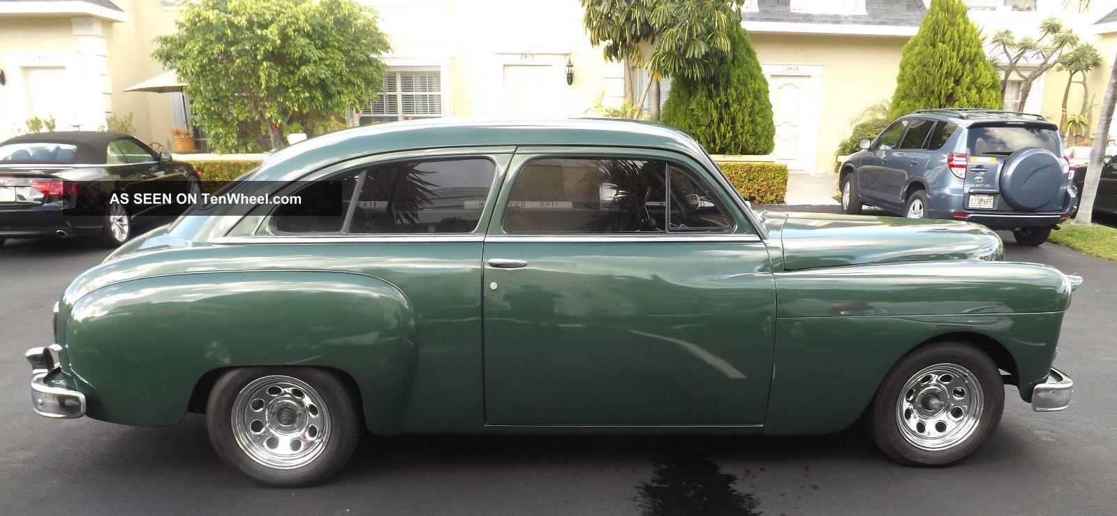 1950 4 wheel drive autos post for 1950 dodge 2 door coupe