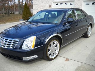 2006 Cadillac Dts - Luxury Package Ii photo