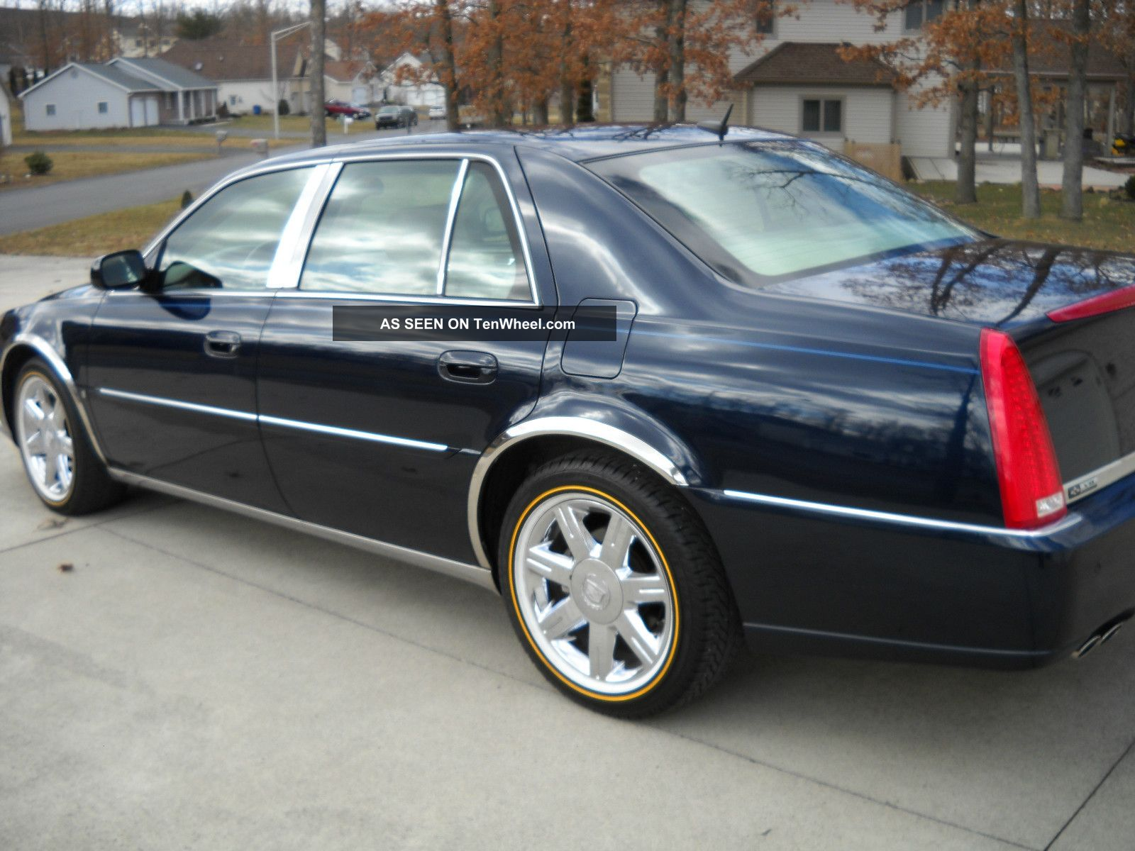 2006 cadillac dts luxury package ii. Black Bedroom Furniture Sets. Home Design Ideas