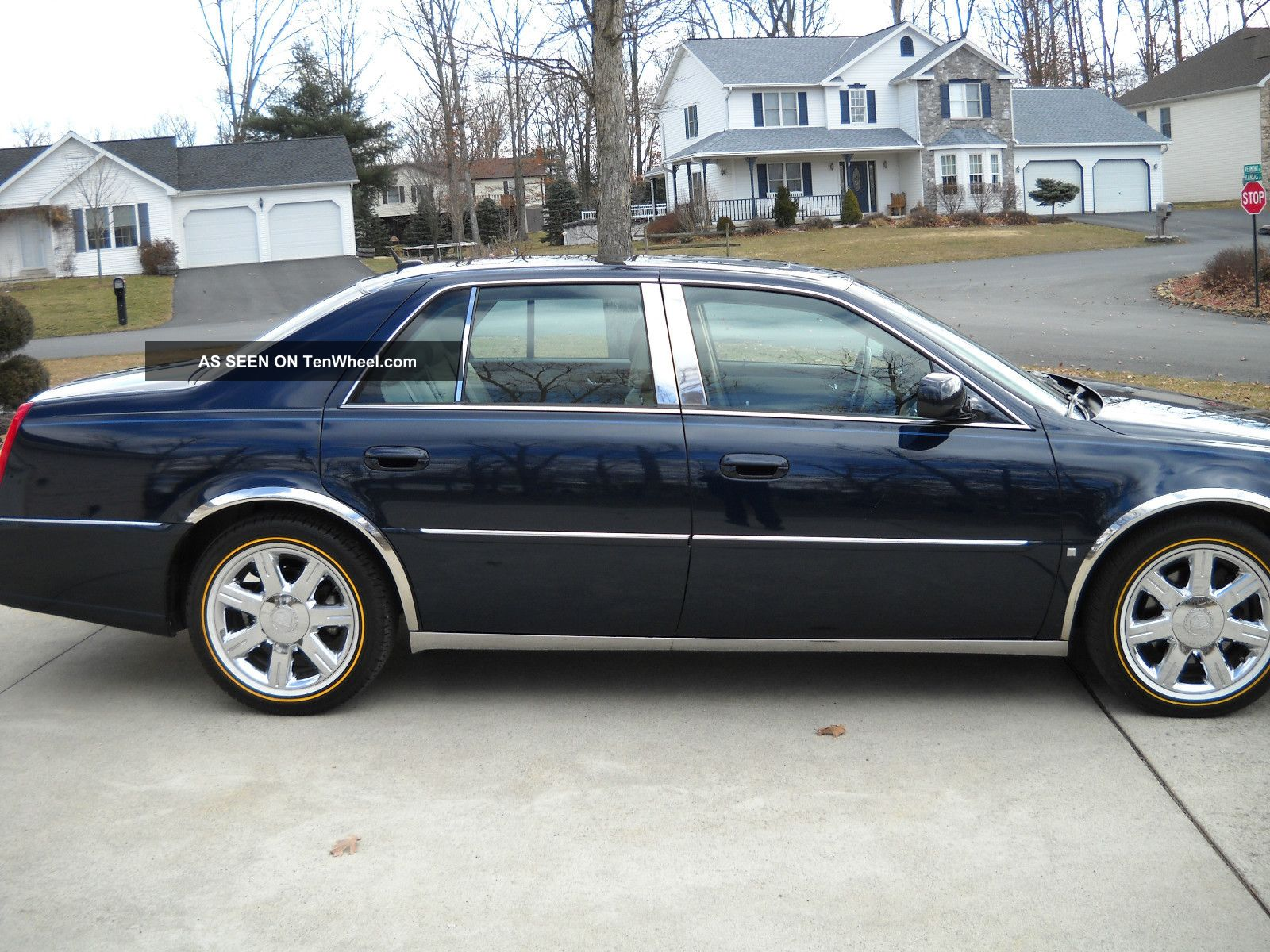 Crystal Lake Volkswagen >> 2006 Cadillac dts 1sb package