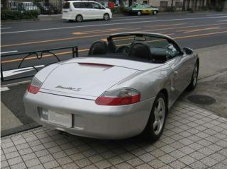 2001 Porsche Boxster Roadster S Convertible 2 - Door 3.  2l photo