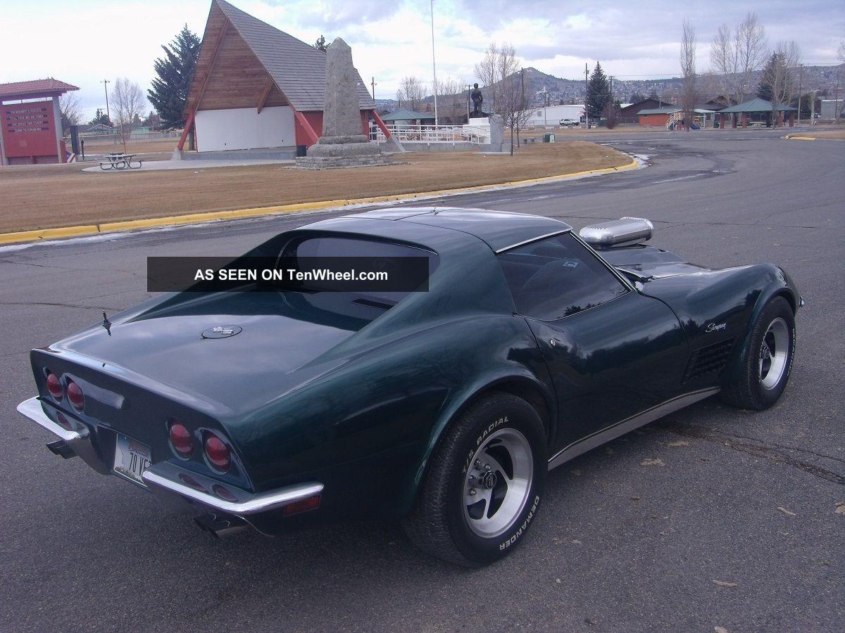 Corvette 1970 Black Www Imgkid Com The Image Kid Has It