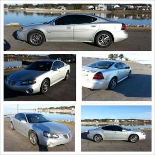 2004 Pontiac Grand Prix Gtp With Comp G Package Loaded photo