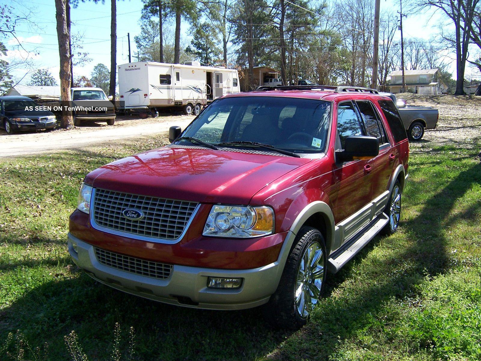 expedition ford 2006 eddie bauer sport 4l utility door cars 2040 vehicle