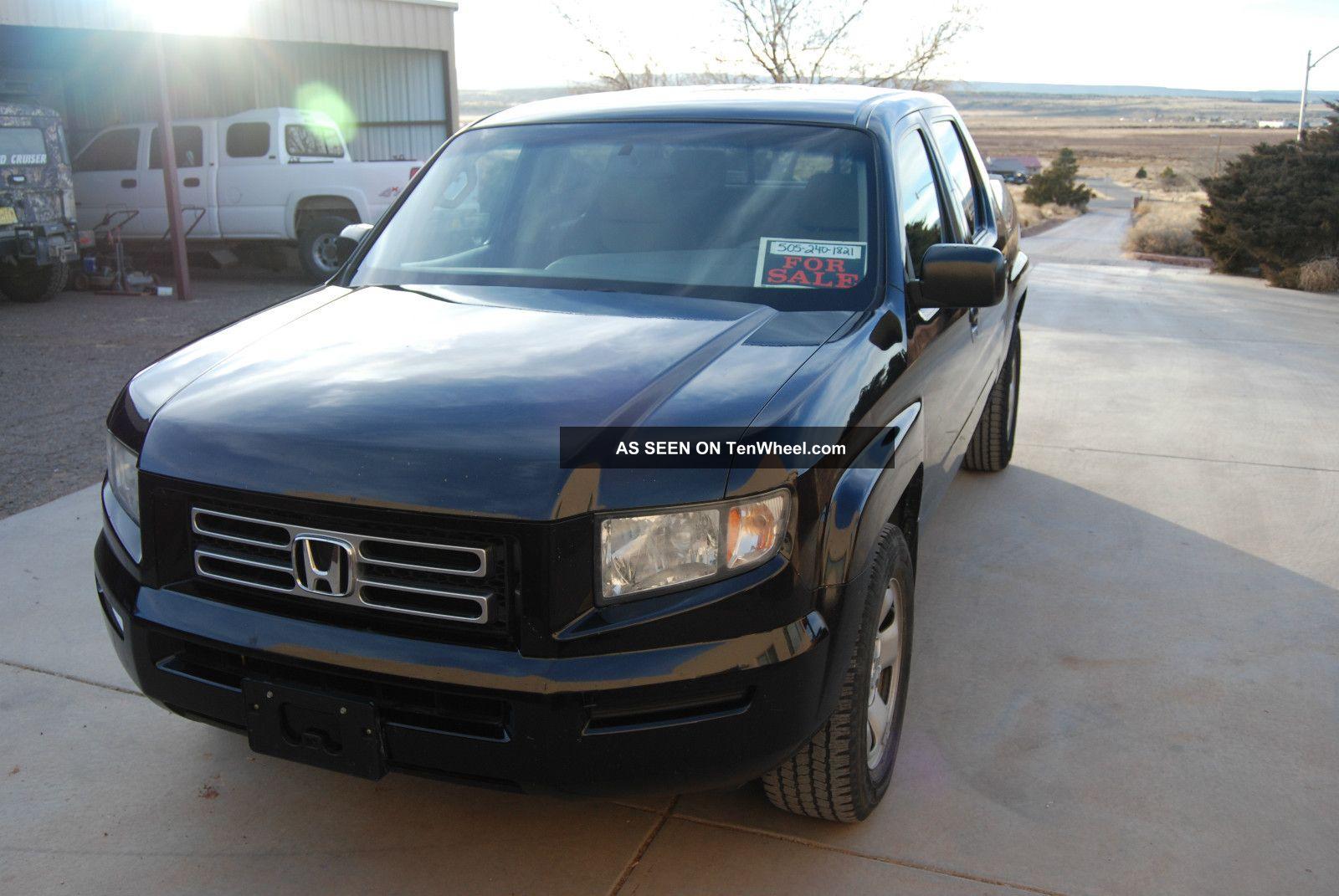 2006 honda pickup ridgeline truck. Black Bedroom Furniture Sets. Home Design Ideas
