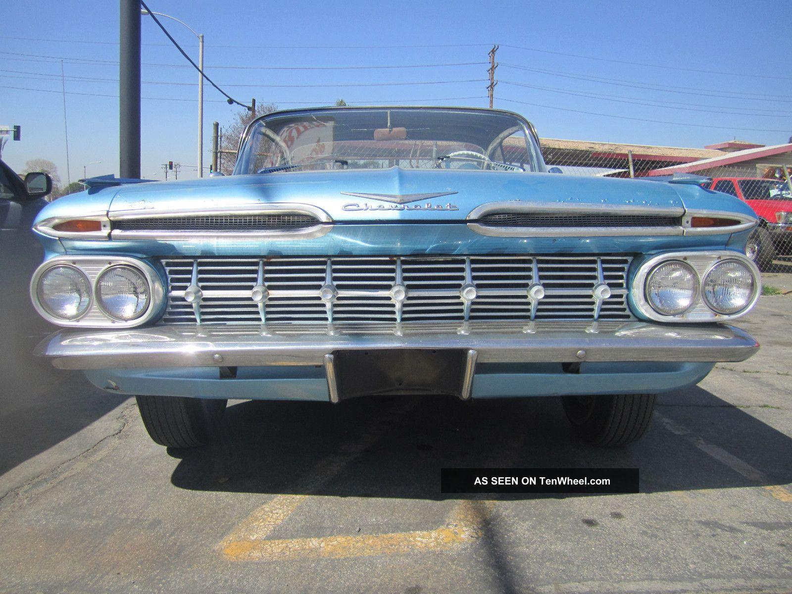 1959 Impala 4 Door Hardtop | DiyMid.com