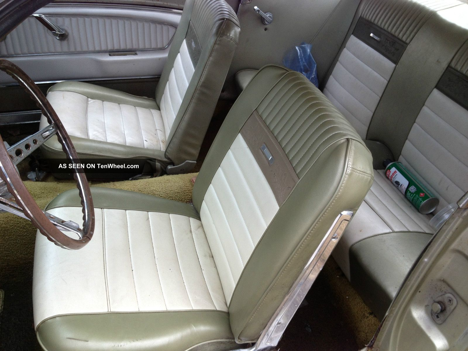 1966 mustang coupe not fastback pony interior for 1966 ford mustang pony interior