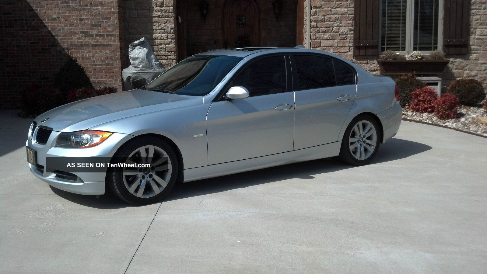 2007 Bmw 328i Sedan 4 - Door Sport Package 3-Series photo