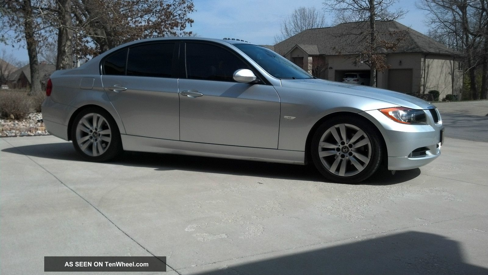 2007 bmw 328i coupe sport package specs 15