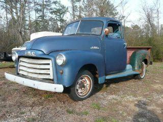 1953 Gmc 100 Pickup Truck Rat Rod photo