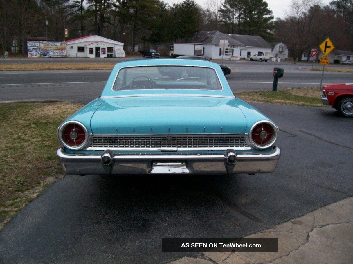 1963 ford galaxie 500 related infomation specifications weili photo 3 wiring diagram library. Black Bedroom Furniture Sets. Home Design Ideas