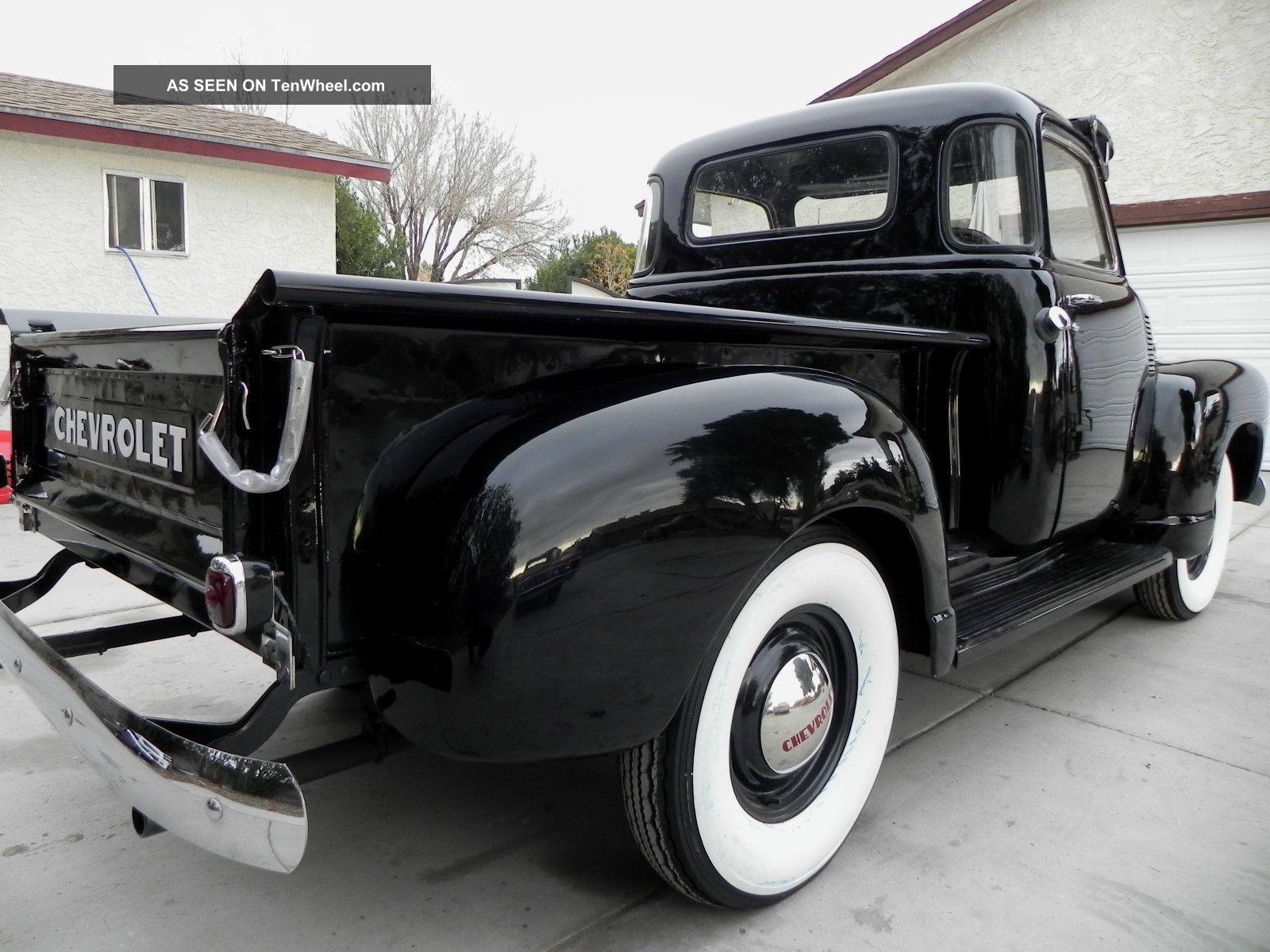 1949 Chevy 3100 Stepside Pickup Truck 1947 1948 1950 1951 1953 Dodge