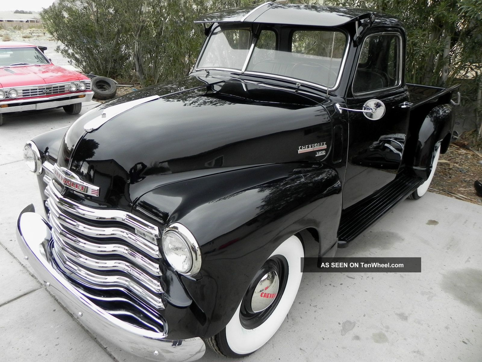 1949 Chevy 3100 Stepside Pickup Truck 1947 1948 1950 1951 1953 Pickup Truck Other Pickups photo
