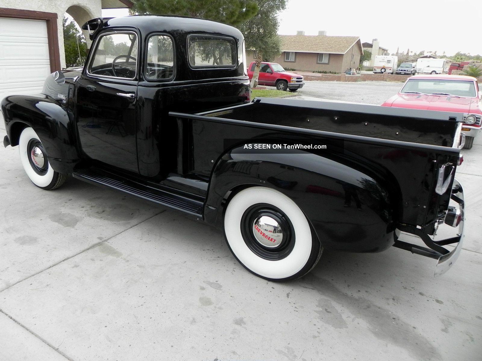 1949 Chevy 3100 Stepside Pickup Truck 1947 1948 1950 1951