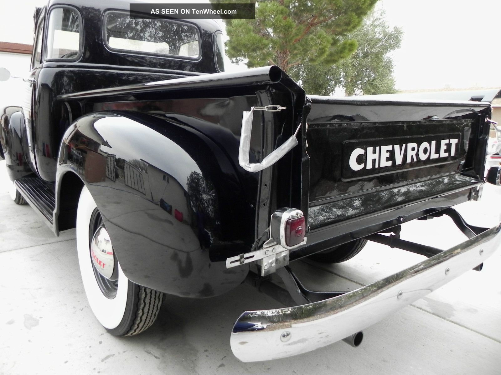1949 Chevy Truck Lookup Beforebuying Rat Rod Pickup
