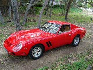 1962 Ferrari Gto Replica photo