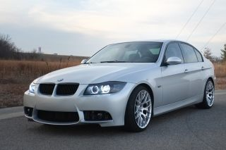 2008 Bmw 335i Sport Turbo Sedan,  Very Sharp & photo
