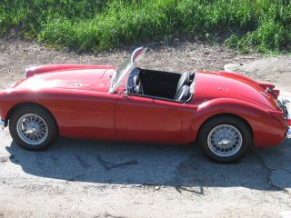1960 Mga 1960 Mark 1 Roadster Most Desirable / Collectible photo